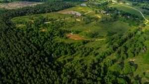 Putman Farms Aerial